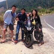 Mr Hung Easy Rider