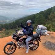 Mr Luu Easy Rider