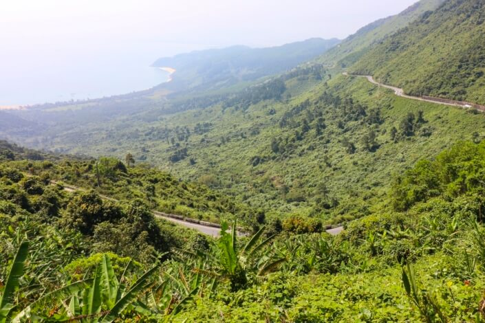Cross the Hai Van Pass with an Easy Rider Hoi An to Hue