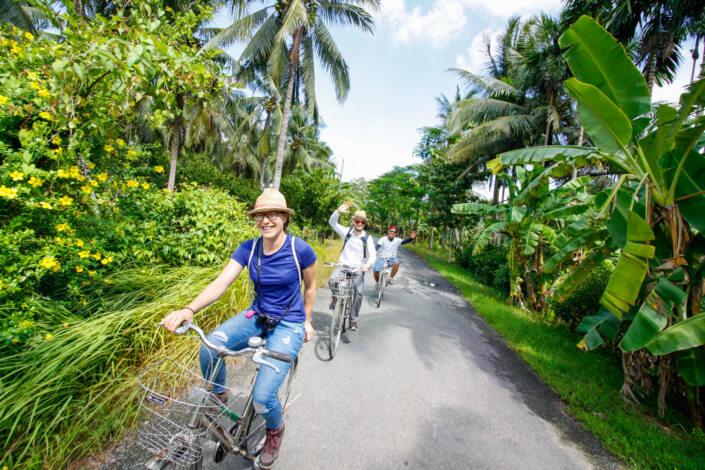 Start from Mui Ne Mekong Delta Tour