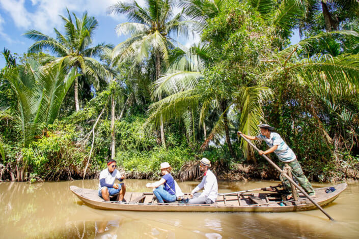 Easy Rider Mekong Delta Tour