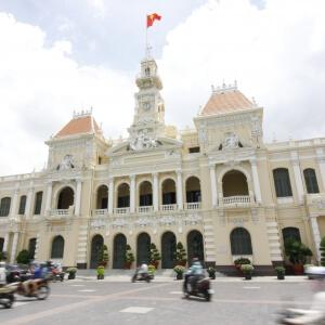 Easy Rider Dalat to Ho Chi Minh City