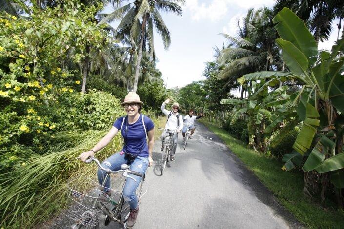 Easy Rider Mekong Delta